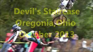 motocross bike race dirt bike stalls during race jukin media