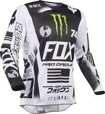 womens fox motocross gear fox racing 180 monster pro circuit se mx gear helmet jersey pant