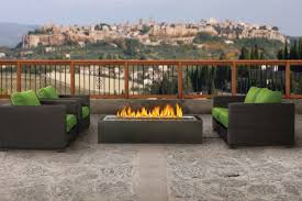 Restoration Hardware Fire Pit by 15 Outdoor Fire Pits Made For Entertaining Photos Architectural