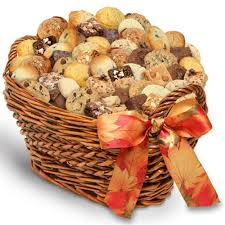 cookie gift basket cookie brownie muffin gift basket