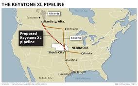 keystone xl pipeline map is barack obama telling the about the keystone xl pipeline