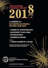 Casino Bad Homburg Spielbank Bad Homburg U2013 Silvester 2017 2018