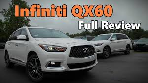 2017 used infiniti qx60 fwd 2016 infiniti qx60 full review 3 5 and hybrid youtube