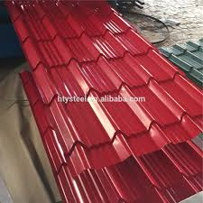 types of corrugated roof sheet by china manufacture buy