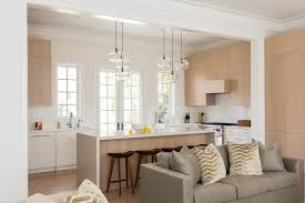 Pulley Pendant Light Miami Pulley Pendant Light Kitchen Beach Style With Wood Bar