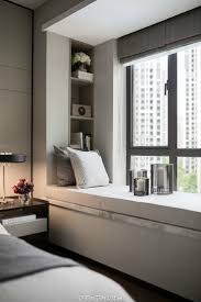 home design bay windows modern home design by the urbanist lab bay window distancing bed