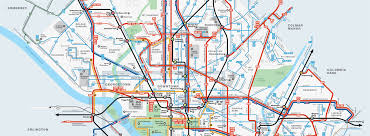 Dc Metro Bus Map by Transportation U2014 Burleith Citizens Association