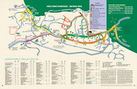 City Park New Orleans Map Find Your Way Around In Gatlinburg Gatlinburg Tn Maps