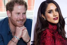 meghan markle prince harry make first public appearance