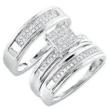 wedding ring sets for him and cheap cheap wedding rings sets for him and blushingblonde