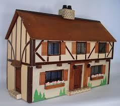 Tudor Houses by Rich Manufacturing Company Dollhouses By Rita Goranson Dolls