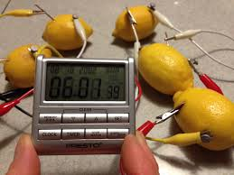 stem fun make a lemon powered clock in 6 steps scholastic