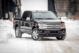 new ford truck the all new 2018 ford f 150 will pack diesel power for the first