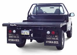 Hydra Bed Hydra Bed Bale Unrolling Pickup Flatbed Design Hydraulics