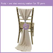 diy chair sashes chagne new diy chair sash wholesale wedding chair decorations