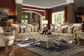 04 homey design upholstery living room set victorian european