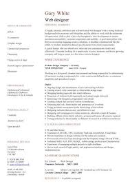 Job Developer Resume Sample by Web Developer Resume Examples 6 Resume Sample For A Web Developer