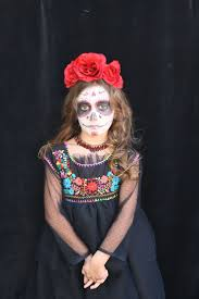 Halloween Makeup Dia De Los Muertos 78 Best Day Of The Dead Costumes Images On Pinterest Day Of The