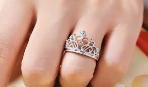 crown wedding rings gripping model of cheap wedding rings princess cut awful antique