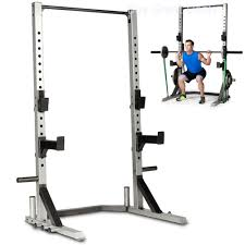 strength power lifting rack weight stand squat fitness pull up