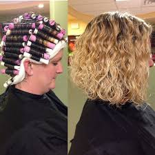 short haircuts with perms for ladies in their 80s short hair perm with white rods look book tspa pinterest