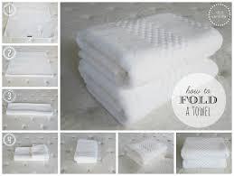 bathroom towel folding ideas 25 tutorials to teach you to fold things like an actual