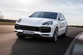 Porsche Cayenne 1st Generation - 2019 porsche cayenne turbo spices up frankfurt with 550 hp