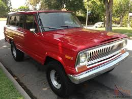 jeep chief for sale 2015 jeep wagoneer cherokee chief v8 4x4