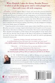 tudor writing paper the tudor vendetta a novel the elizabeth i spymaster chronicles the tudor vendetta a novel the elizabeth i spymaster chronicles c w gortner 9780312658588 amazon com books