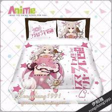 Anime Bed Sheets Anime Bedding Ebay