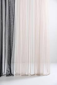 extra wide sheer tulle curtains