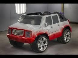 power wheels cadillac escalade custom edition best 25 power wheels ideas on power wheels jeep