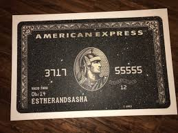diamond dusted credit card american express diamond dusted