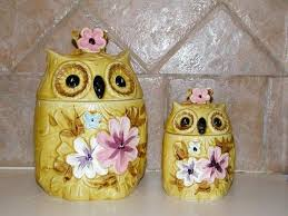 owl canisters for the kitchen owl canisters for the kitchen owl owl kitchen jars thamtubaoan