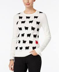 charter sweater charter sheep graphic sweater created for macy s