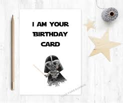 star wars birthday greetings funny star wars birthday card this is your birthday card