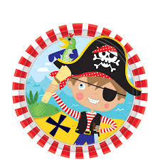 pirate party pirate party paper plates party supplies