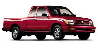 1998 toyota tacoma 2wd 1998 toyota tacoma base x cab 2wd 4 cyl expert reviews pricing