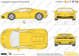 lamborghini huracan pdf the blueprints com vector drawing lamborghini huracan lp610 4