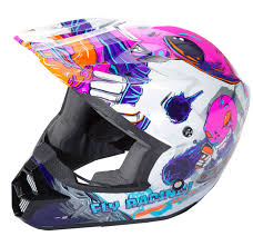 fly motocross goggles fly racing kinetic invasion helmet youth bto sports