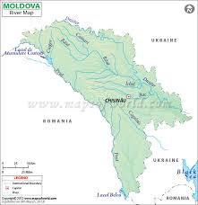 where is moldova on the map moldova river map river map of moldova