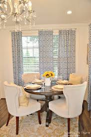 dated window treatments sun room makeover