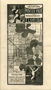 Winter Park Florida Map by The South U0027s Sweet Success Post Reconstruction Florida