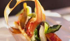 cuisine gastronomique le métier de traiteur se révolutionne pour proposer des repas de