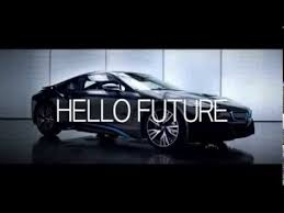 bmw comercial bmw i8 commercial pursues olympic hello future