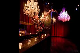 Chandelier New York Midtown U0027s New Slake Nightclub Launches After Dark Event Schedule