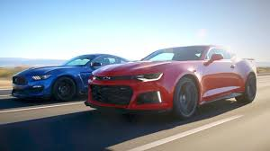 5 0 mustang vs ss camaro 2017 ford mustang shelby gt350r vs 2017 chevy camaro zl1