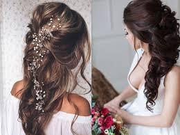 coiffure mariage cheveux lach s cheveux lâchés mariée 2016 mariage coiffure lacher