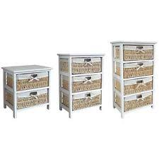 Bathroom Basket Drawers Bathroom Storage Drawers Ebay