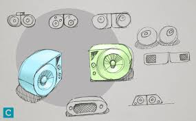 photoshop sketch speakers cale moore click to enlarge idolza